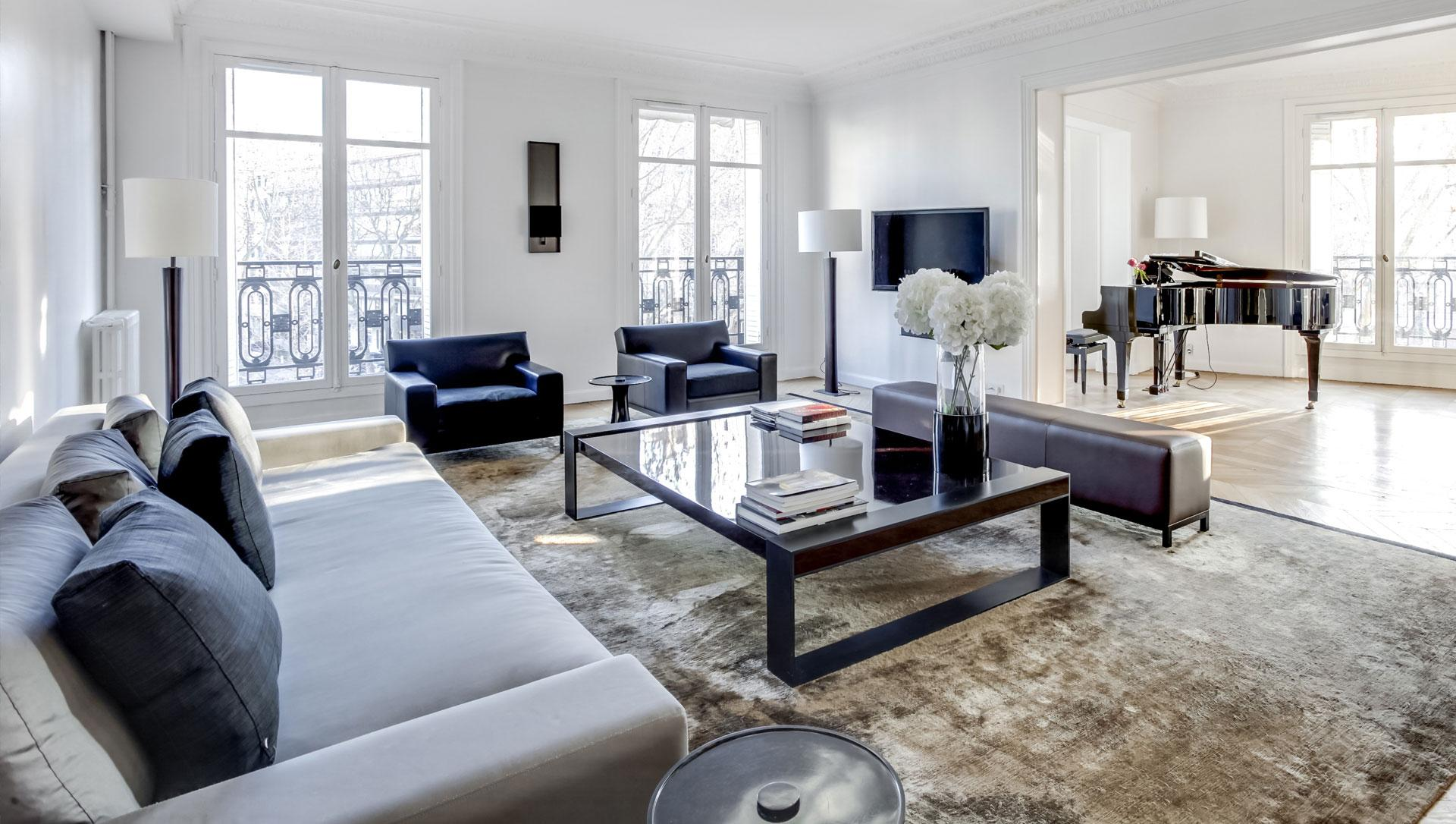 appartement luxe Agence FWF Invest 75017 PARIS